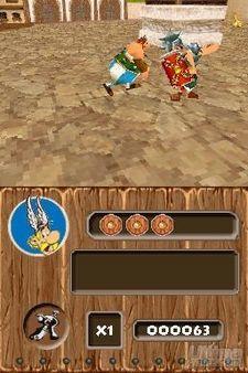 Más imágenes de la versión para Nintendo DS de Asterix & Obelix XXL 2