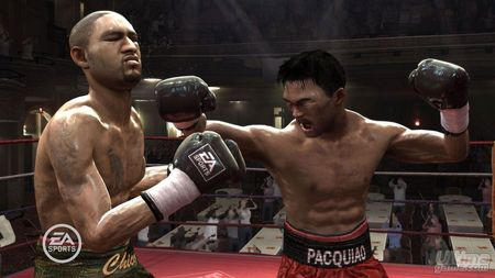 El modo Get in the Ring de Fight Night Round 3 para PlayStation 3, en vídeo