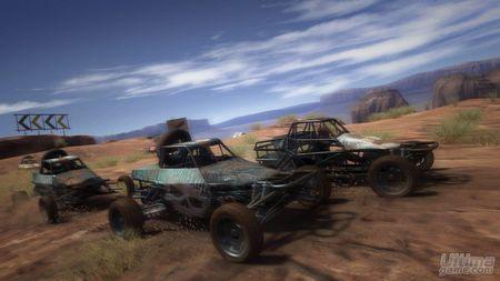 MotorStorm, título de salida en España para PlayStation 3