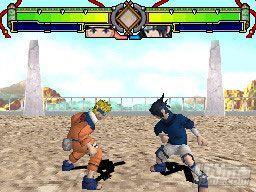 Te traemos nuevas imágenes de Naruto Shinobi Retsuden para DS
