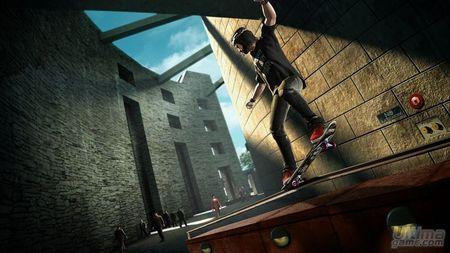 Skate, las primeras imágenes directas