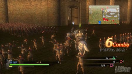 Koei prepara sus tres lanzamientos para Xbox 360 y PS3 con nuevas demos jugables