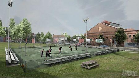 Electronic Arts nos enseña la amplia gama de movimientos en NBA Street Homecourt