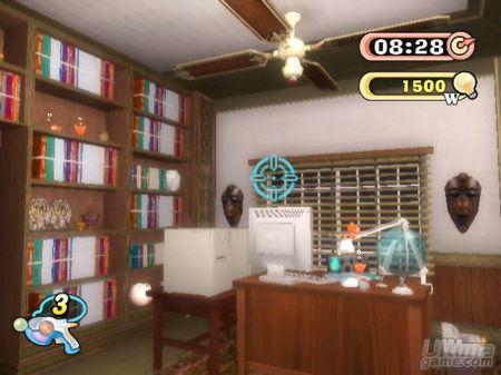 El primer título de Konami para Wii, pasa a llamarse Eledees