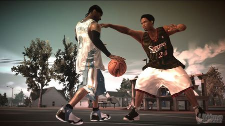Electronic Arts nos enseña la amplia gama de movimientos en NBA Street Homecourt