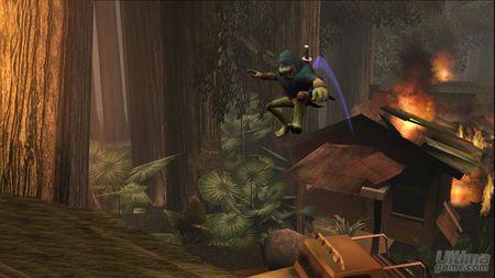 Nuevas imágenes del nuevo juego de Las Tortugas Ninja