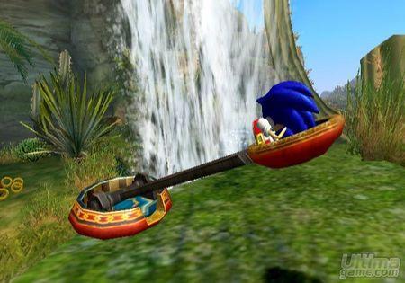 Galería de imágenes de Sonic and the Secret of Rings
