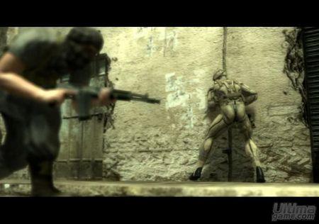 Metal Gear Solid 4 - Gun of the Patriots nos muestra su cara más impresionante