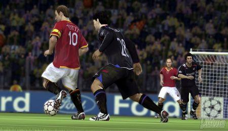 Nuevas imágenes y detalles de UEFA Champions League 2006-2007