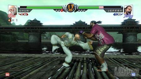 Virtua Fighter 5 sí tendrá modo online en Xbox 360