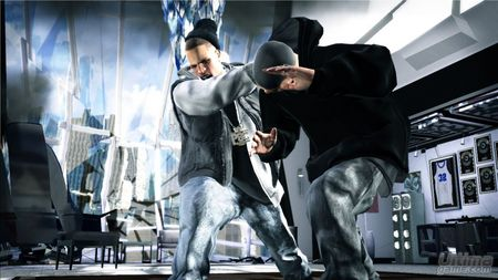 Ya disponible la demo de Def Jam Icon