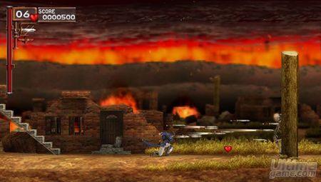 La versión PAL de Castlevania X Chronicles se retrasa hasta Febrero
