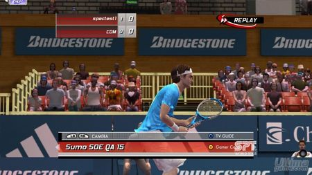 Mejora tu servicio con Virtua Tennis 3 para PSP