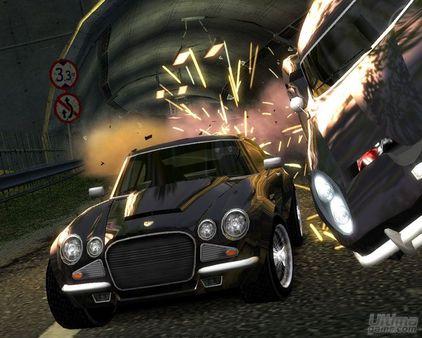 EA ya tiene listo un nuevo circutito descargable para Burnout Dominator