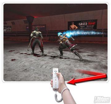 Titulo:Mortal Kombat Armageddon nos enseña sus novedades en Wii