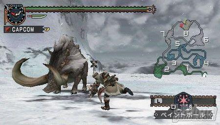 Nuevas imágenes y detalles de Monster Hunter Portable 2
