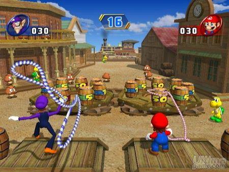 Más de 500.000 reservas en Japón para Mario Party 8