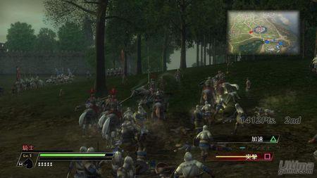Disfruta de la historia enfrentando franceses e ingleses en Bladestorm: The Hundred Year