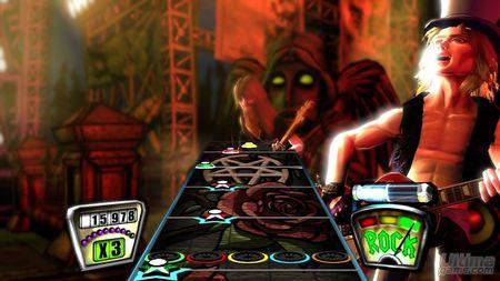 Tres nuevas canciones disponibles para Guitar Hero II en Xbox 360