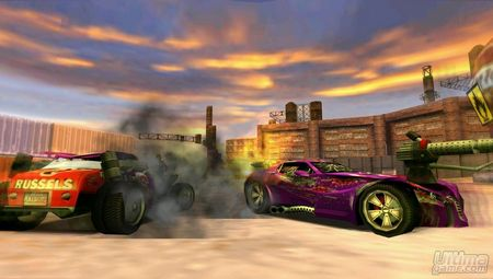 Nuevas imágenes de la versión portátil de Full Auto 2 - Battlelines