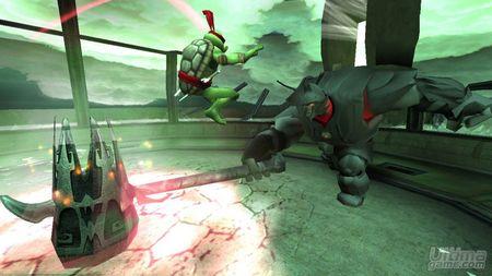 Las Tortugas Ninja, al descubierto en su versión GBA
