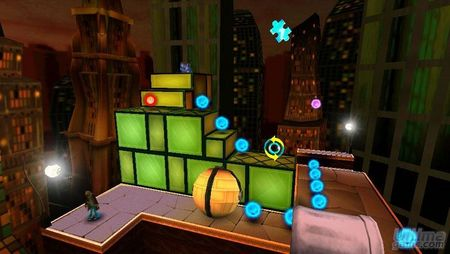 Rumor - Crush podría ver la luz en DS, Wii o PS2