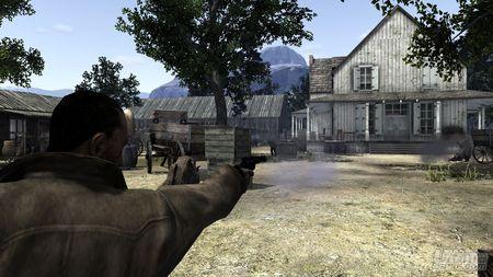 El Salvaje Oeste muestra su lado más espectacular con nuevas imágenes de Call of Juarez para Xbox360