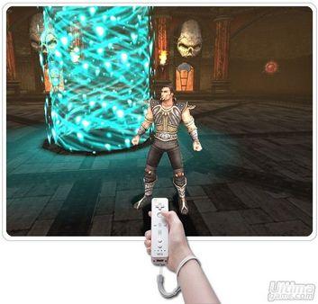 Nuevas imágenes y detalles del control de Mortal Kombat Armageddon para Wii
