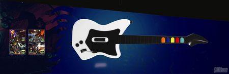 Descubre la nueva guitarra inalámbrica de Guitar Hero