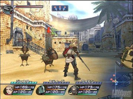 Fecha de salida de Rogue Galaxy para PS2, retrasada