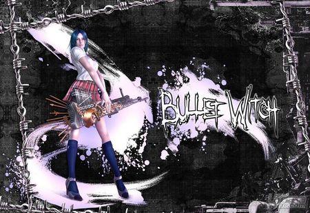 Ya disponible un pack de extras para Bullet Witch