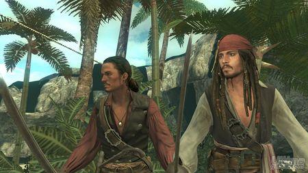 Te traemos dos vídeos de Piratas del Caribe - En el fin del Mundo para Wii