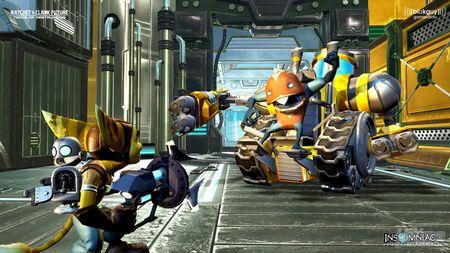 PlayStation Store recibirá una demo de Ratchet & Clank Future el próximo día 4 de Octubre