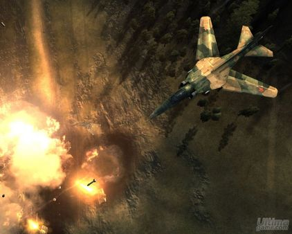 Nuevo vídeo de World in conflict: Soviet Assault