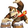 Donkey Konga consola