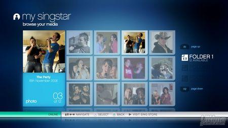 Sony nos trae nuevas capturas del próximo SingStar para PS3