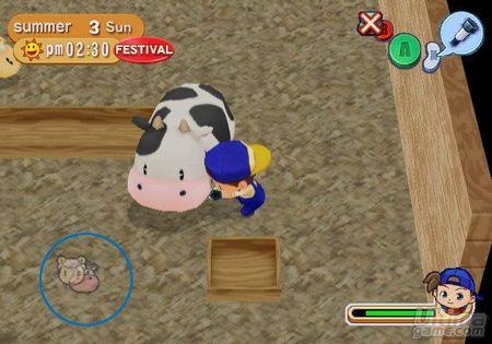 Conviértete en un perfecto granjero con Harvest Moon: Magical Melody