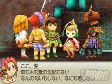 Imágenes y nuevos detalles del lanzamiento europeo de Final Fantasy Crystal Chronicles - Ring of Fates