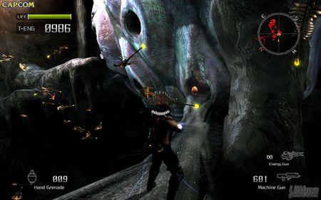 Lost Planet recibe la visita de Megaman y de Frank West, de Dead Rising