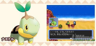 Nintendo prepara el lanzamiento USA de Pokémon Mystery Dungeon - Explorers of Time / Darkness con nuevas capturas
