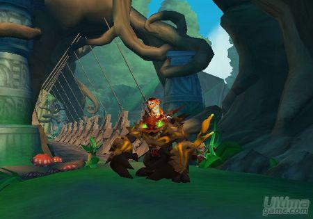 Nuevas imágenes y detalles de Crash of the Titans