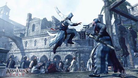 Ubisoft nos trae nuevas capturas de Assassin