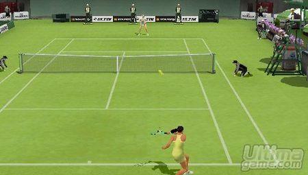 Te traemos una espectacular galería de imágenes de Smash Court Tennis 3