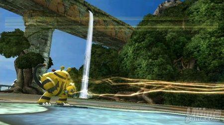 Tráiler y nuevas imágenes de Pokemon Battle Revolution