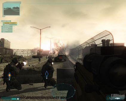 La demo de Ghost Recon Advanced Warfighter 2 para PC, disponible este jueves
