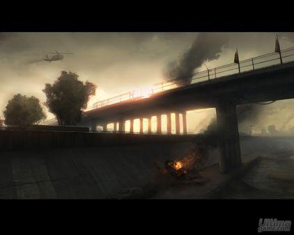 Primeras imágenes de la versión para PSP de Ghost Recon Advanced Warfighter 2