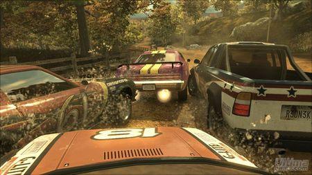 Después de su éxito en Xbox 360, Flatout: Ultimate Carnage saldrá en PC