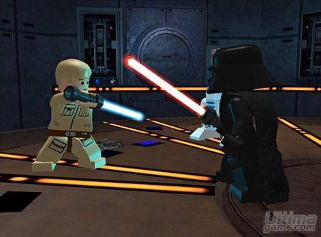 Primeras imágenes de LEGO Star Wars - The Complete Saga