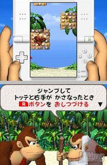 Nintendo nos muestra algo más del nuevo Donkey Kong - King of Swing