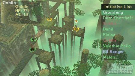 Dungeons & Dragons Tactics nos muestra algo más de su fantástico mundo